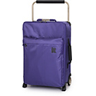 more details on Worlds Lightest Orient Blue Trolley Case - Small.