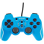 more details on Gioteck VX2 PS3 Wired Controller - Blue.