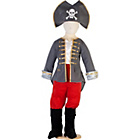more details on Pirate Captain Kids' Costume - 6-8 Years.