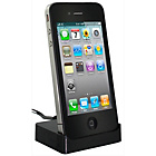 more details on KitSound iPhone 4 Dock - Black.