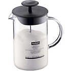 more details on Bodum Latteo Milk Frother with Glass Handle.