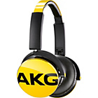 more details on AKG Y50 On-Ear Headphones - Yellow.