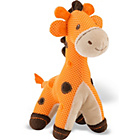 more details on BreathableBaby Soft Toy - Giraffe.