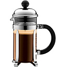 more details on Bodum Chambord Coffee Maker 3 Cup - Clear.
