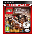 more details on Lego: Pirates Of The Caribbean PS3 Game.