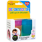 more details on Babycup Baby and Toddler First Cup - Multicoloured.
