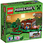 more details on LEGO® Minecraft The First Night - 21115