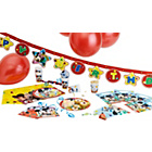 more details on Disney Mickey Party Time Ultimate Party Kit for 16 Guests.