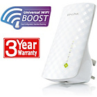 more details on TP-LINK AC750 Dual Band Wall Plug Wi-Fi Range Extender.