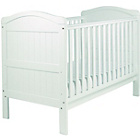 more details on East Coast Nursery Country Cot Bed - White.