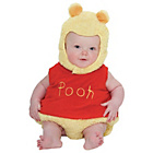 more details on Disney Baby Winnie the Pooh Tabard with Hat - 3-6 months.