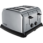 more details on Russell Hobbs 21460 Stainless Steel 4 Slice Toaster.
