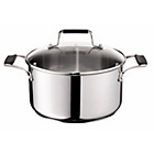 more details on Jamie Oliver by Tefal Stainless Steel 24cm Stockpot.