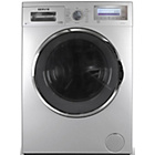 more details on Servis W814FGHDS 8KG 1400 Spin Washing Machine - Silver.