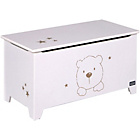 more details on Tutti Bambini 3 Bears Toy Box - White.