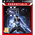 more details on Star Wars Force Unleashed II PS3 Game.
