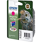 more details on Epson T0793 Owl Standard Ink Cartridge - Magenta.