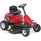 more details on MTD 76E Side Discharge Ride on Cordless Lawnmower.