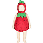 more details on Dress up by Design Baby Strawberry Costume - 6-12 Months.