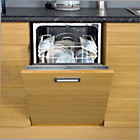 more details on New World DW45MK2 Slimline Dishwasher - White.