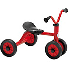 more details on Winther Mini Viking Push Bike for One - Red.