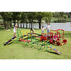 more details on Wisdom Play Outdoor Gym Set.