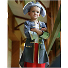 more details on Pirate Captain Kids' Costume - 3-5 Years.