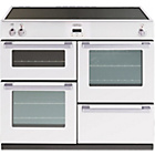 more details on Belling DB4100EI Induction Range Cooker - White.