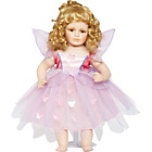 more details on Butterfly Fairy Doll's Costume - 40-51cm.