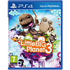 more details on Little Big Planet 3 PS4 Game.