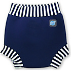 more details on Splash About Striped Toddler Swim Happy Nappy - 18-24 Months