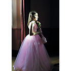 more details on Sequin Ballgown - Pink 9-10 years.