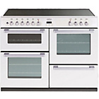 more details on Belling DB4110E Electric Range Cooker - White.