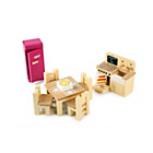 more details on Tidlo Wooden Dolls House - Kitchen Furniture.