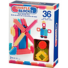 more details on Bristle Blocks Basic Builder Box - 36 Pieces.
