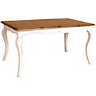 more details on Catalan French Dining Table - White.