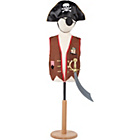 more details on Dress up by Design Pirate Costume - 6-8 Years.