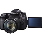 more details on Canon EOS 70D 20MP DSLR Camera with 18-135mm Lens - Black.