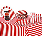 more details on Decorative Stripes Party Kit - Ruby Red.