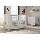 more details on Tutti Bambini Lucas 2 Piece Room Set - White.