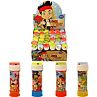 more details on Disney Jake and the Neverland Pirates Bubbles - Pack of 16.