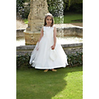 more details on Floral Ballgown Ivory 9 - 10 years.