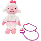 more details on Doc McStuffins Hearts A Glow Lambie.