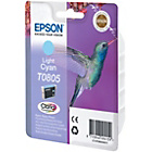 more details on Epson T0805 Hummingbird Standard Ink Cartridge - Light Cyan.