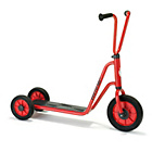 more details on Winther Mini Viking Twin Wheel Scooter - Red.