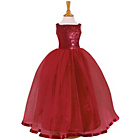 more details on Sequin Ballgown - Ruby 9-10 years.