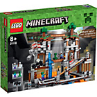 more details on LEGO® Minecraft The Mine - 21118.
