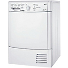 more details on Indesit IDCL85BH Condenser Tumble Dryer - White.