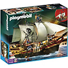 more details on Playmobil 5135 Large Pirate Ship.