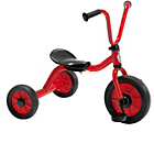 more details on Winther Mini Viking Low Tricycle - Red.